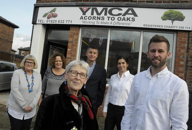 YMCA Acorns to Oaks